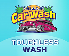 Miami Touchless Automatic Carwash logo